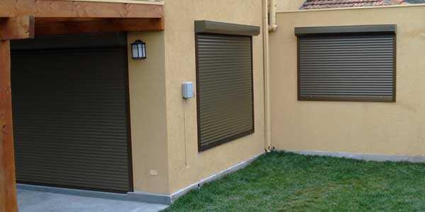 Persianas de caj n exterior en barcelona persianas barelona - Cajon de persiana interior ...