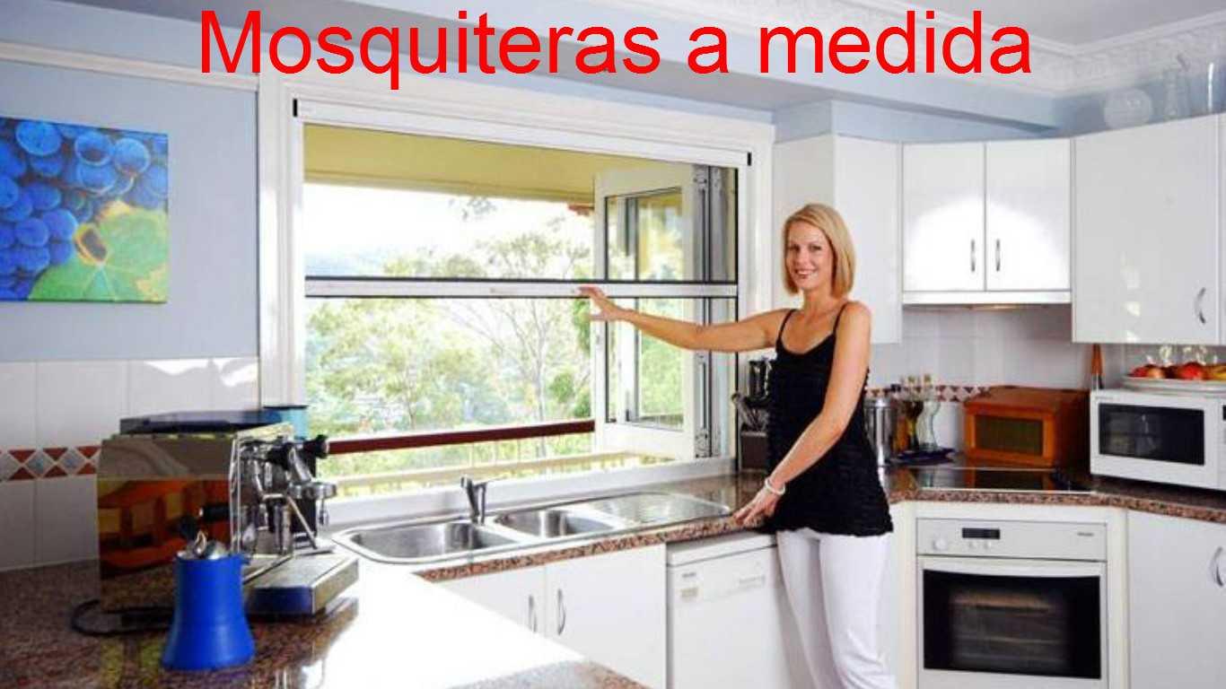 Mosquiteras barcelona venta e instalaci n de mosquiteras for Mosquiteras fijas a medida