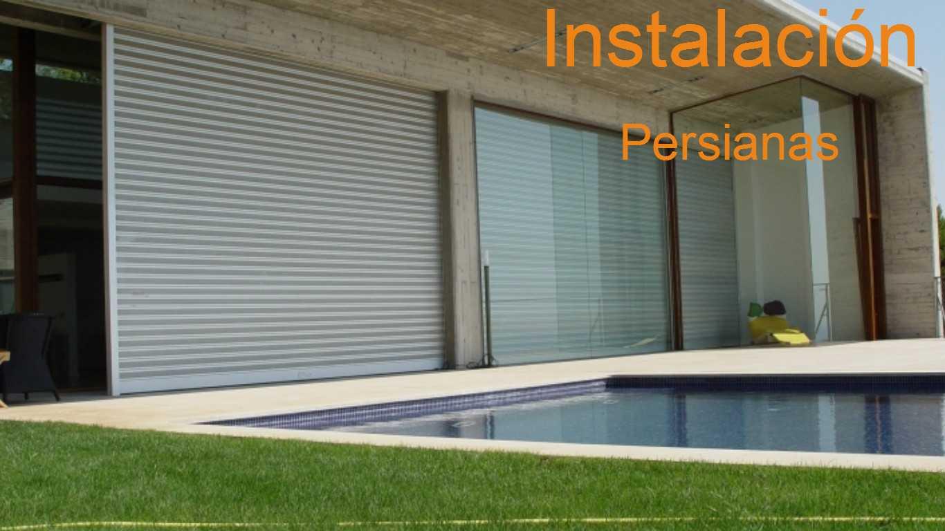 Instalacion de persianas en barcelona persianas barcelona - Persianas en barcelona ...